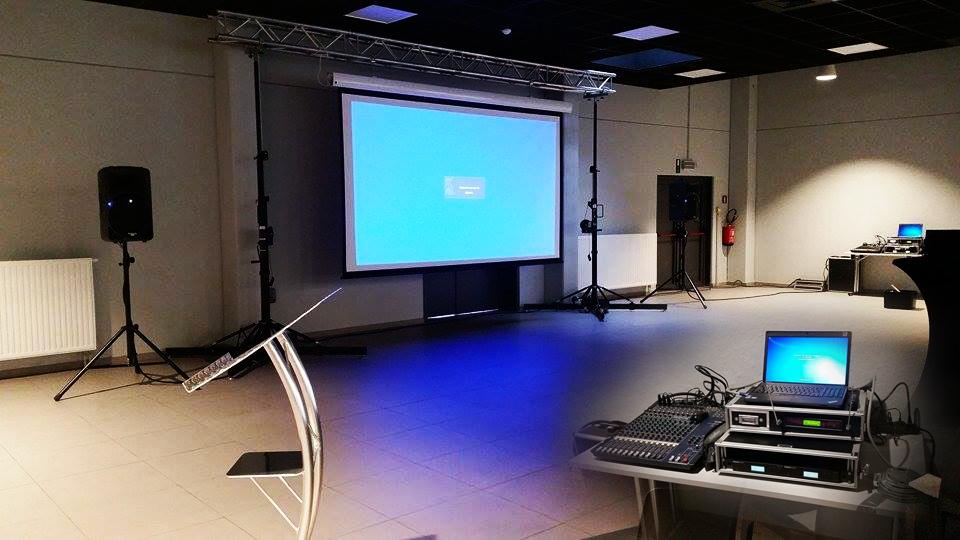 Location de matériel pour conférence, séminaires, ...
