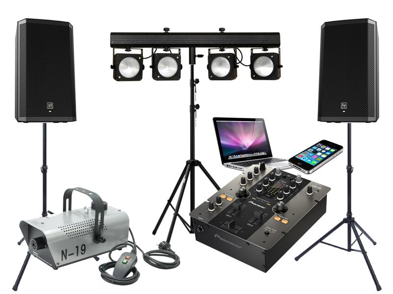 Location kit de sonorisation pour petites fêtes !