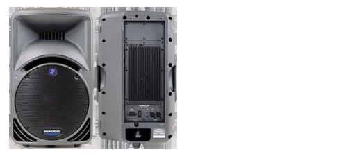 Mackie SRM 450